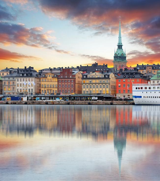 Sverige har mycket att erbjuda!
