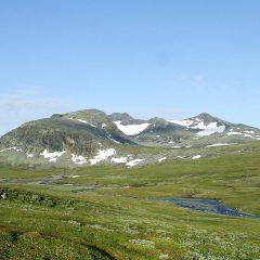 Vandra längs Jämtlandstriangeln